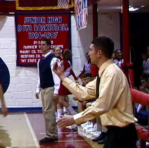 Opposing Coaches