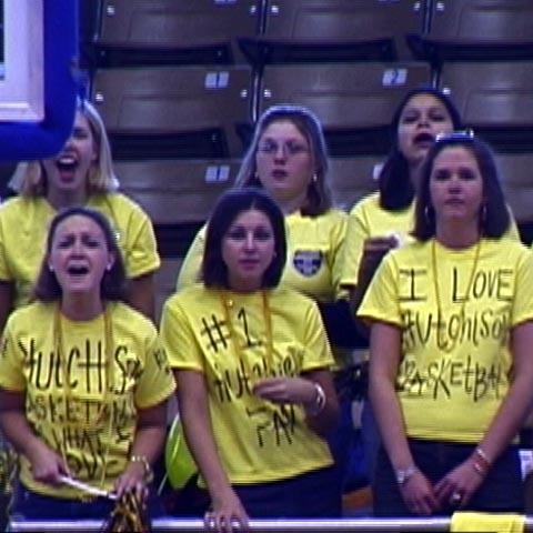 Hutchison fans
