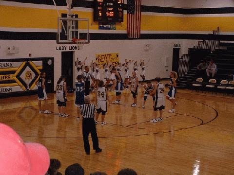 #25 Watson at the free throw line