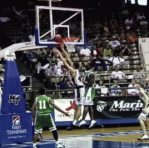 Dobyns Bennett- #44 Jarrod Wootten basket
