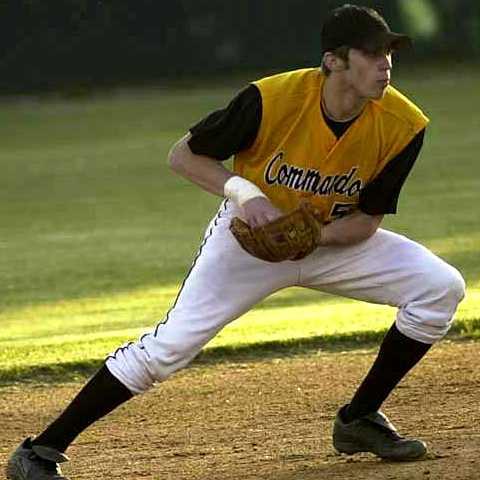 Shortstop Matt Reynolds