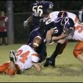 Miles Helton #24 and J.Braswell #58