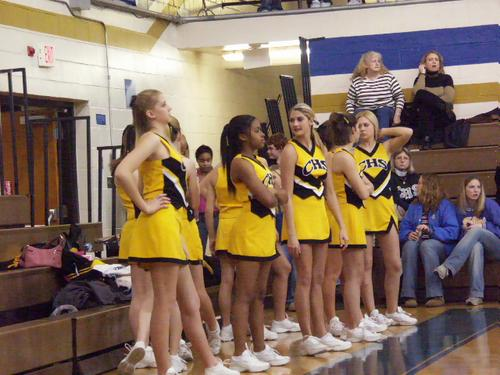 Camden Cheerleaders