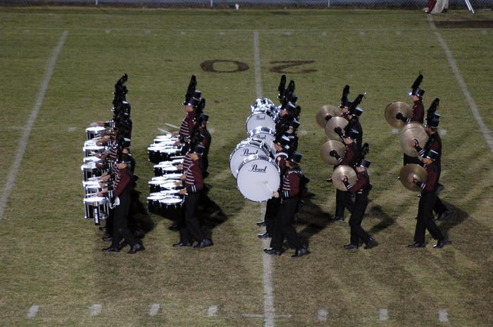 DB Band Drum Line